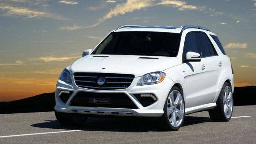 Hofele Design intros tuning for Mercedes ML-Class