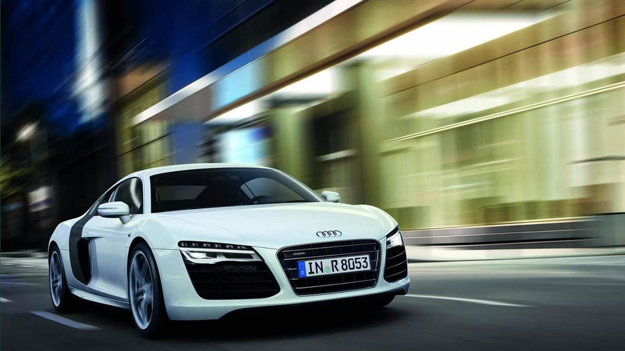 2014 Audi R8 and RS5 Cabriolet confirmed for the Detroit Auto Show