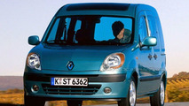 Second generation Renault Kangoo - Artist Impression