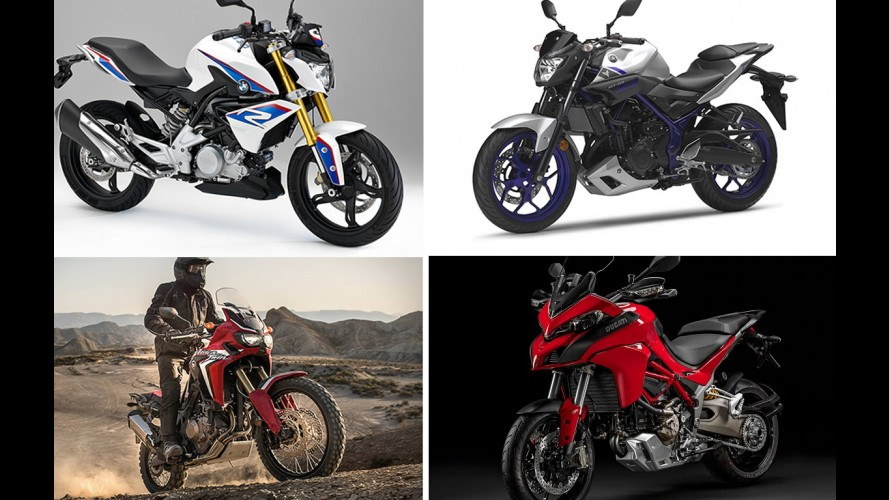 Especial: as 10 motos mais esperadas de 2016