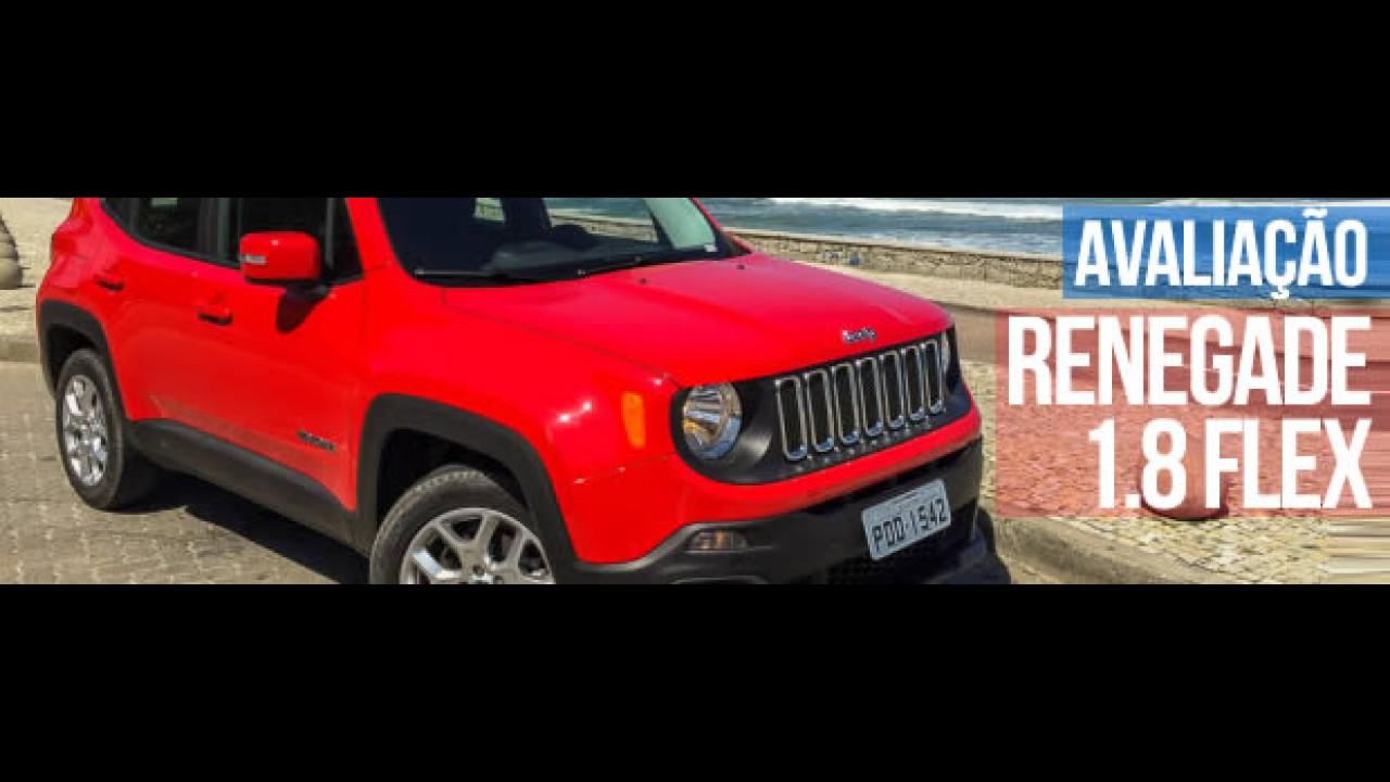 Renegade vendido na Argentina terá motor 2.4 TigerShark de 180 cv