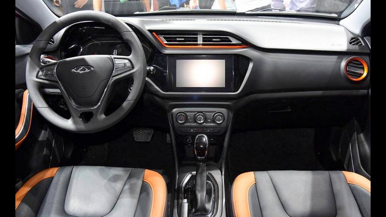 Chery vai apresentar novo SUV nacional (baseado no Celer) no Salão do Automóvel