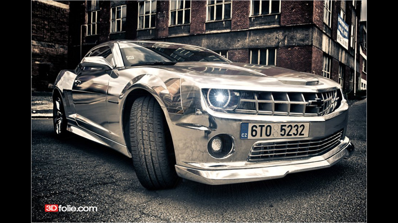 Tintek Chevrolet Camaro