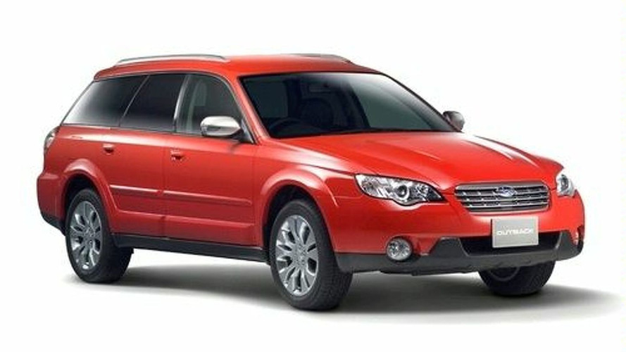 Subaru's New Impreza, Outback, and Stella Versions Official Details