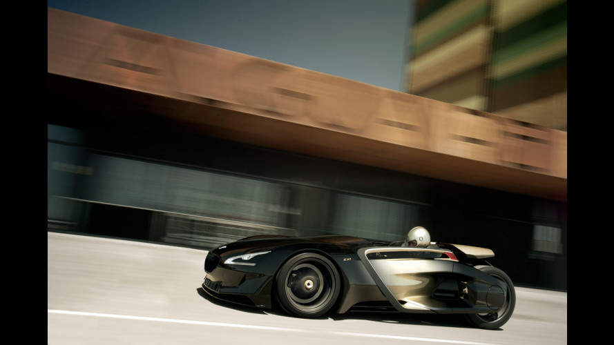 Peugeot al Motor Show 2010