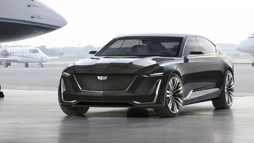 Cadillac Escala Concept - Tout l'avenir de la marque est dedans