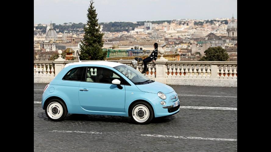Fiat 500 Vintage hayatımıza girdi
