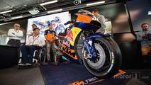 The KTM MotoGP Bike