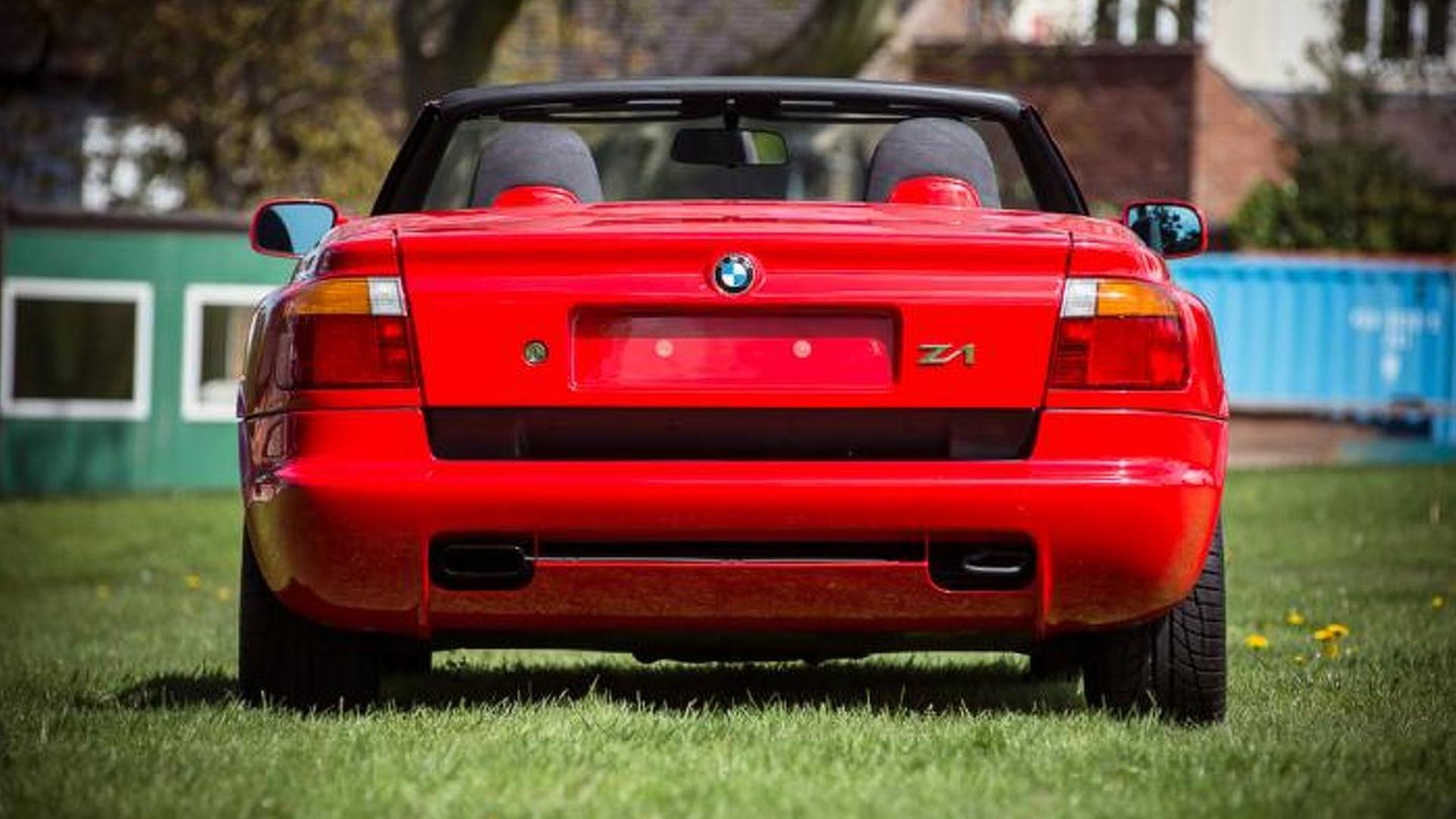 2014-474260-1990-bmw-z11 Astounding Bmw Z1 for Sale In Usa Cars Trend