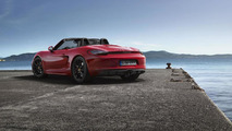 2014 Porsche Boxster GTS and Cayman GTS revealed with more power