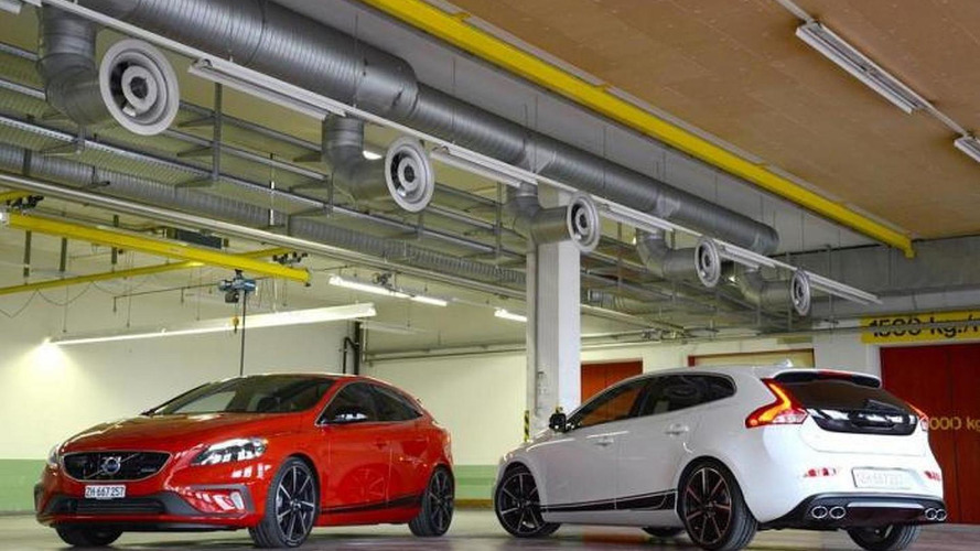 Volvo & Heico Sportiv build a V40 Sport 200 for Switzerland