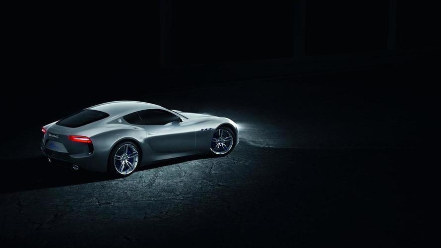 Maserati Alfieri - L'électrique, c'est pour bientôt !