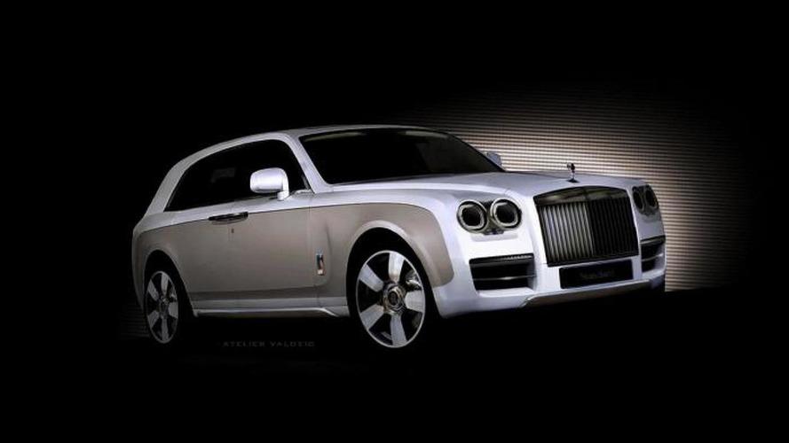 Rolls-Royce decision regarding SUV due this year