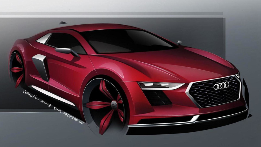 2015 Audi R8 to use carryover engines with minor performance tweaks - report