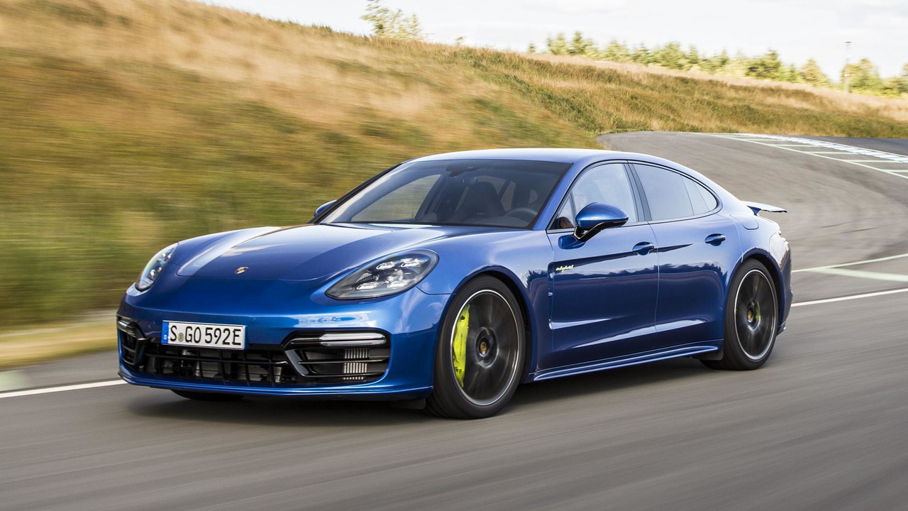 2018 Porsche Panamera Turbo S E Hybrid Review The Future