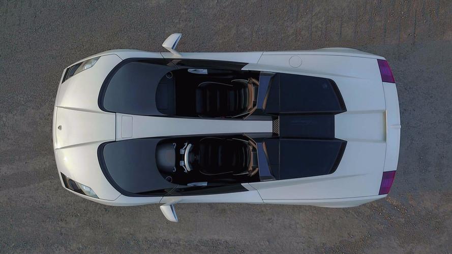 2006 Lamborghini Concept S açık artırma yolunda