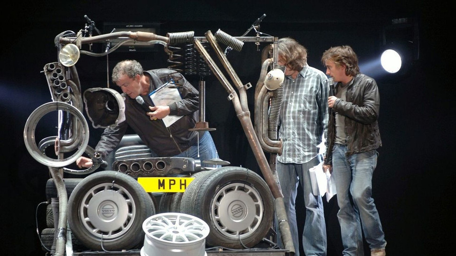 Be in the Audience on Top Gear.... in 21 Years