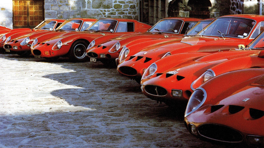 Ferrari Allegedly Considering 250 GTO Continuation Series