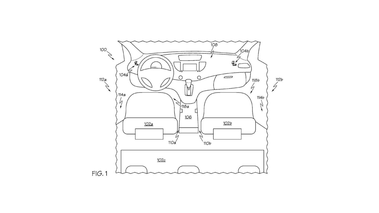 Toyota under seat capture device