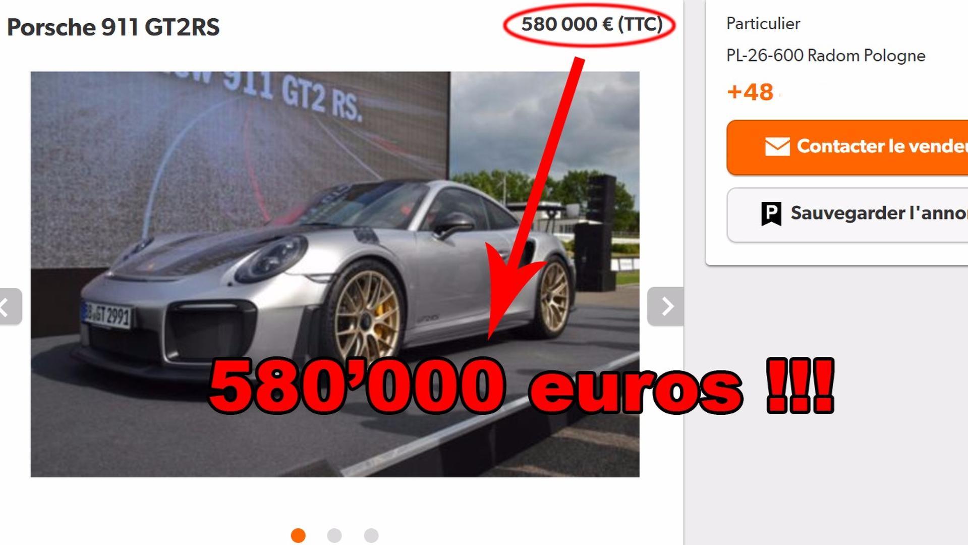 porsche-911-gt2-rs-speculation Gorgeous Porsche 911 Gt2 Rs Essai Cars Trend