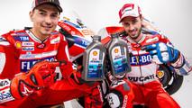 Ducati y Shell renuevan su colaboración