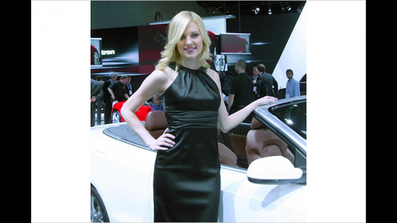 Frauen mögen Cabrios, das wird auch so bleiben