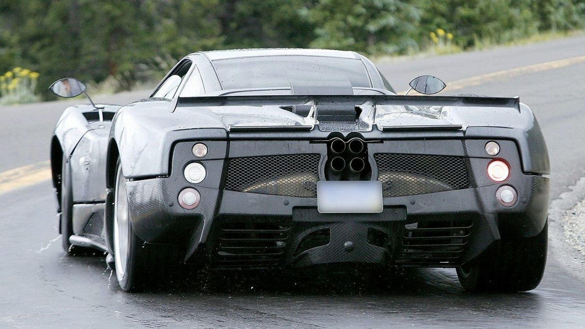 Pagani C9 Next Generation Supercar Details Revealed - Price 900,000
