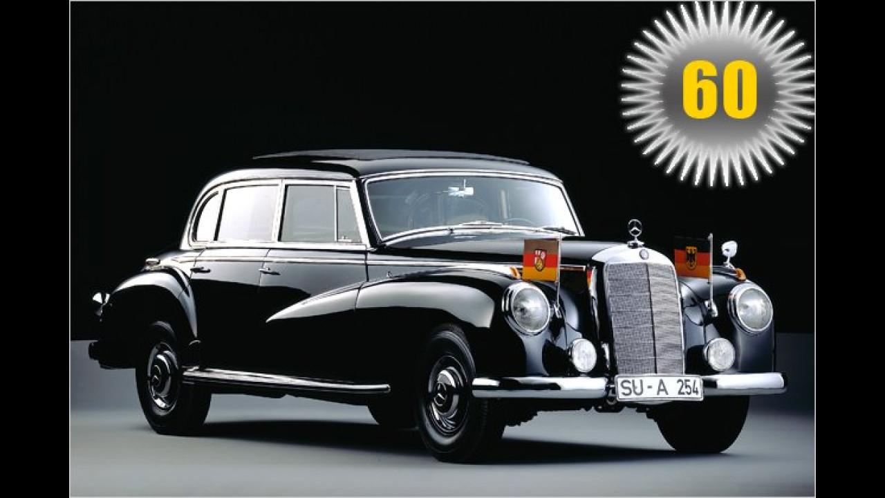 60 Jahre Mercedes 300