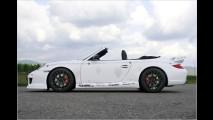 Beklebter Porsche 911