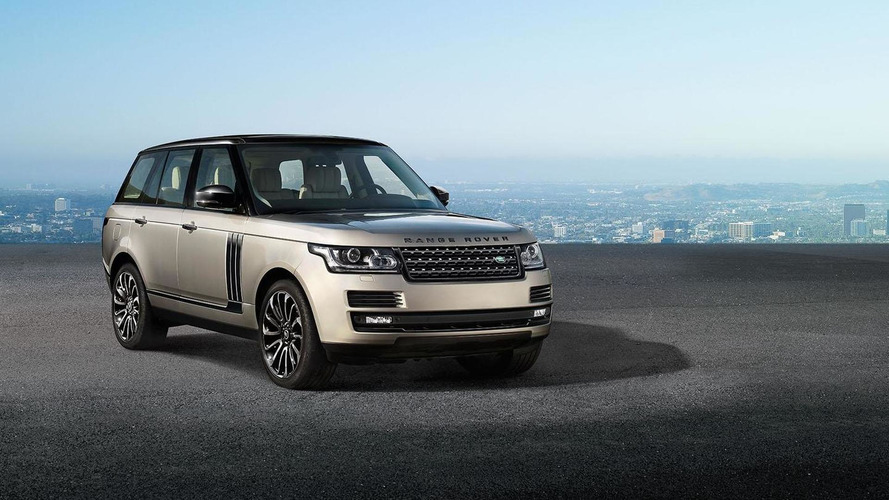 2014 Range Rover & Range Rover Sport revealed