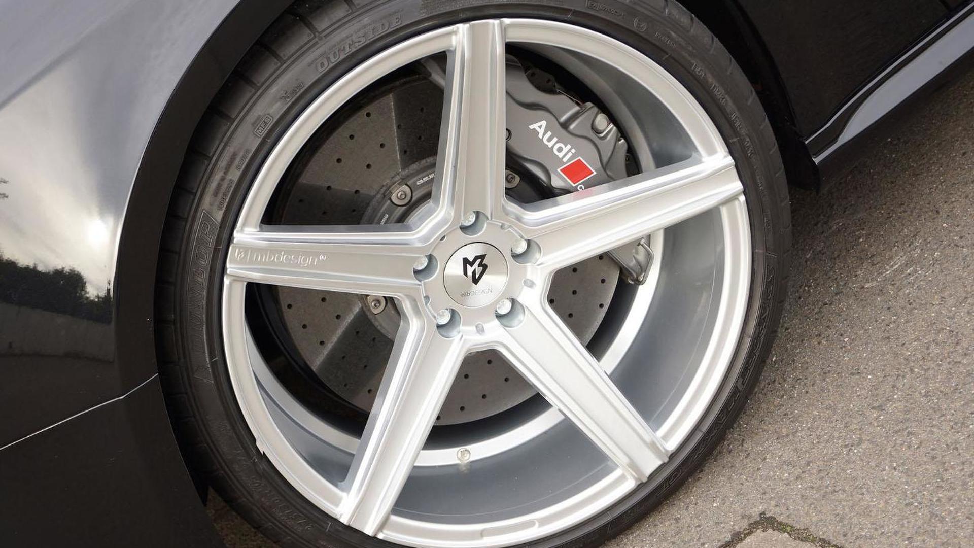 Колеса Audi RS5 Convertible от Senner