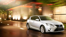 2014 Lexus CT 200h facelift