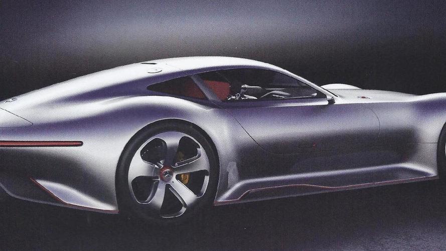 Mercedes-Benz AMG Vision Gran Turismo teased again [video]