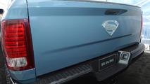 Superman-themed Ram Power Wagon