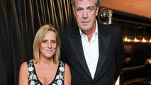 Jeremy Clarkson and Frances Cain