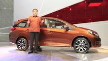 Honda Mobilio concept 19.9.2013