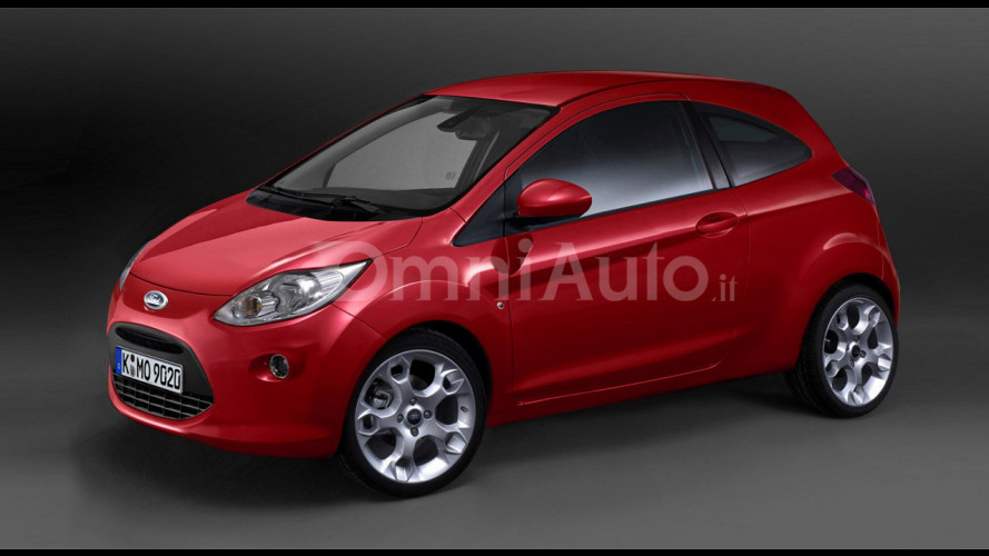 Ford Ka preview