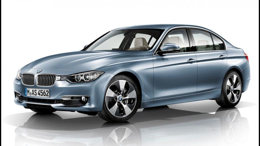 Nuova BMW Serie 3: ecco l'ibrida