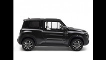 Citroen E-Mehari Styled by Courrages