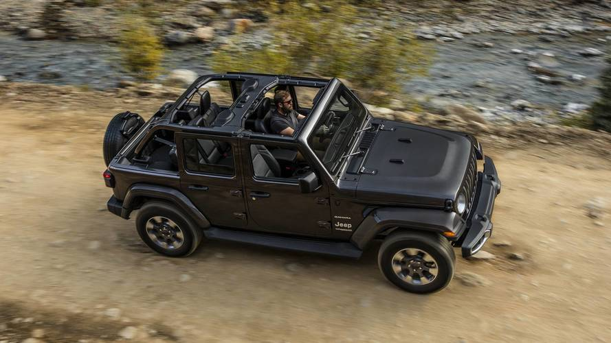 2018 Jeep Wrangler JL Will Start At $26,995