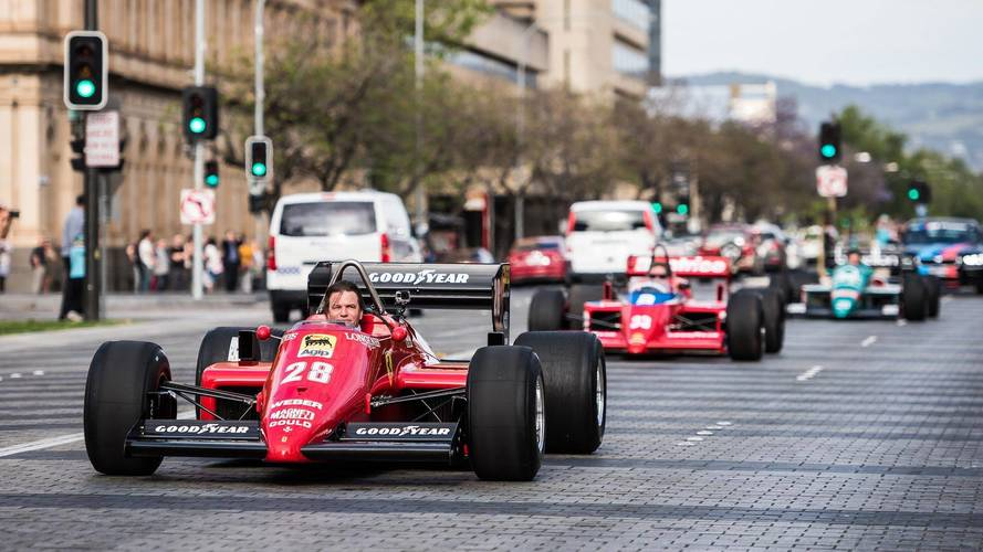 Vintage F1 Car Will Race 1,200-HP Toyota 86 At Motorsport Festival