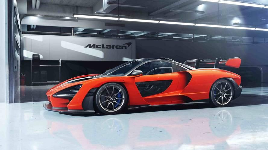 McLaren desarrolla un prototipo 100% eléctrico