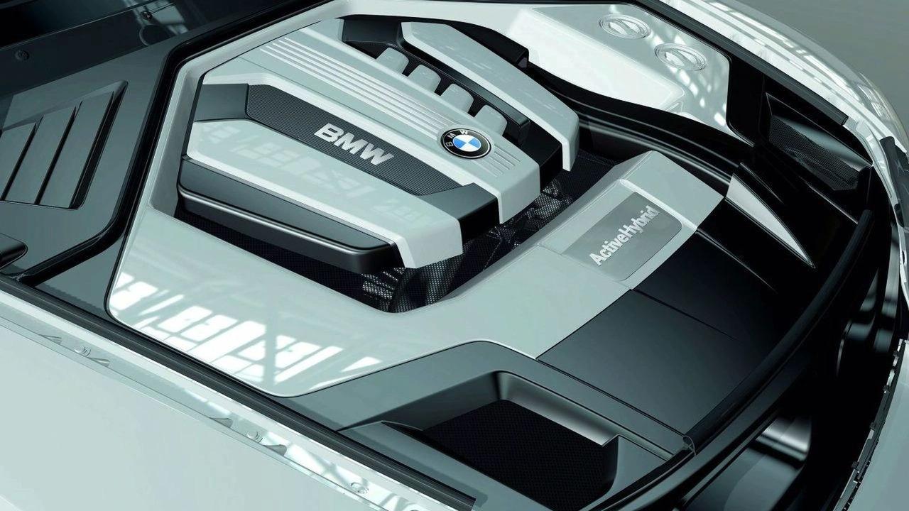 BMW X5 Twin Turbo Hybrid Concept