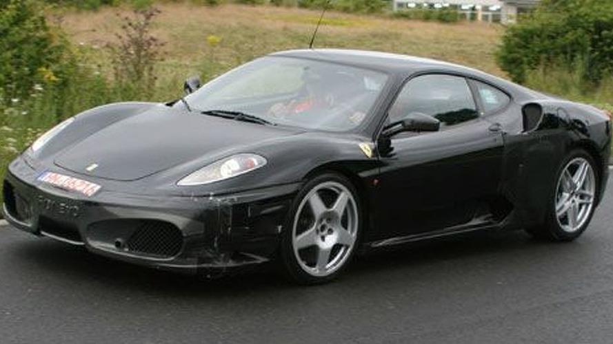 New Ferrari F430 CS Spy Photos