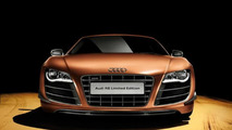 Audi R8 Limited Edition for China 19.1.2013