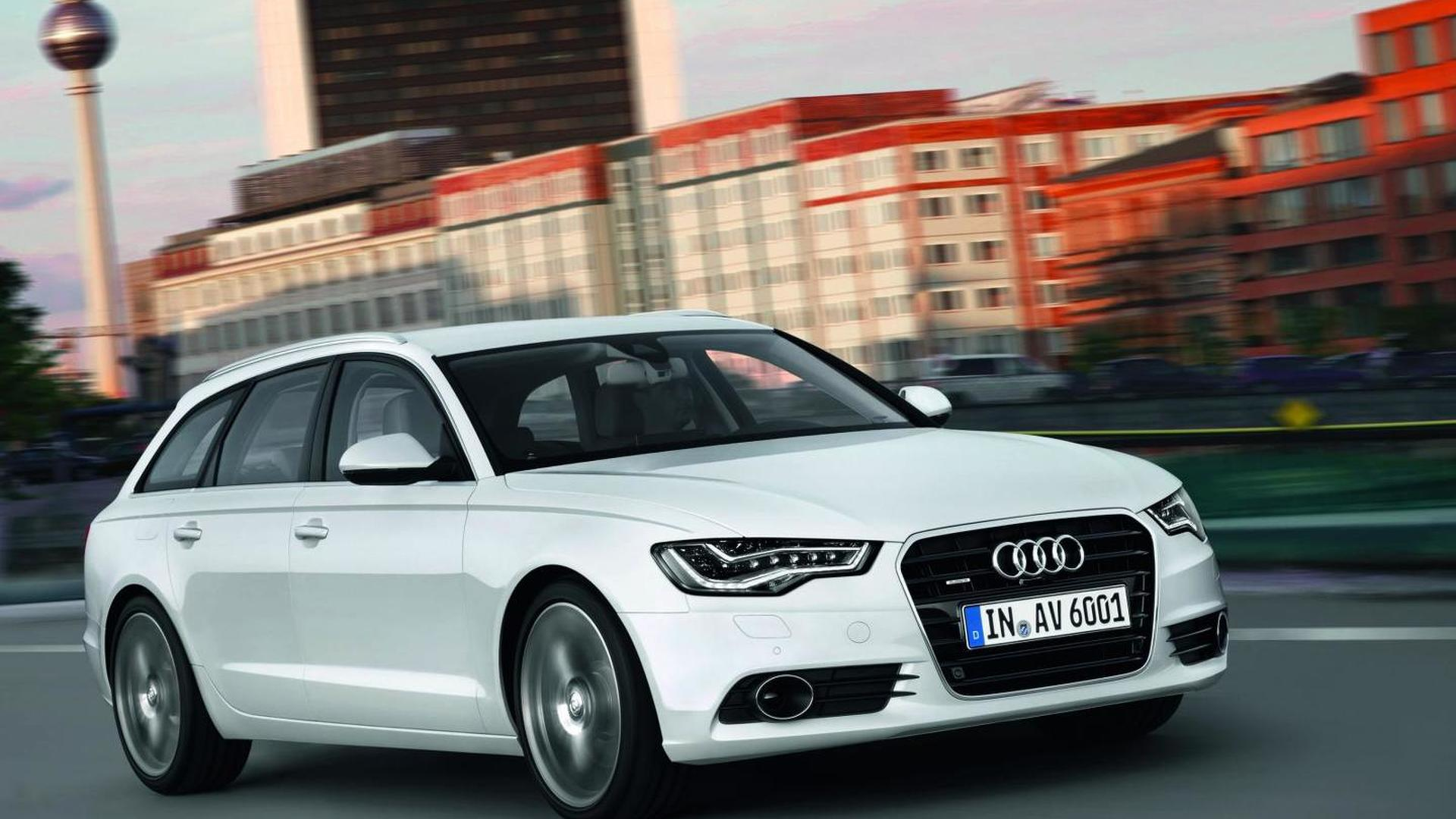 Audi A6 Avant 2.0 TDI Ultra Black Edition announced with more power Audi A Ultra on buick park avenue ultra, audi a1 ultra, buick rendezvous ultra, lexus es 350 ultra, audi r18 ultra,