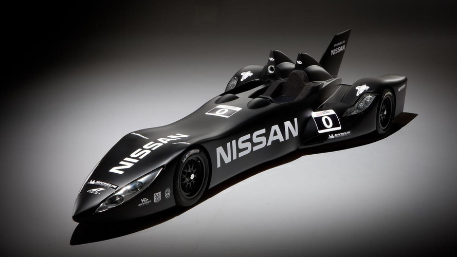 Nissan withdraws from DeltaWing experimental racecar project