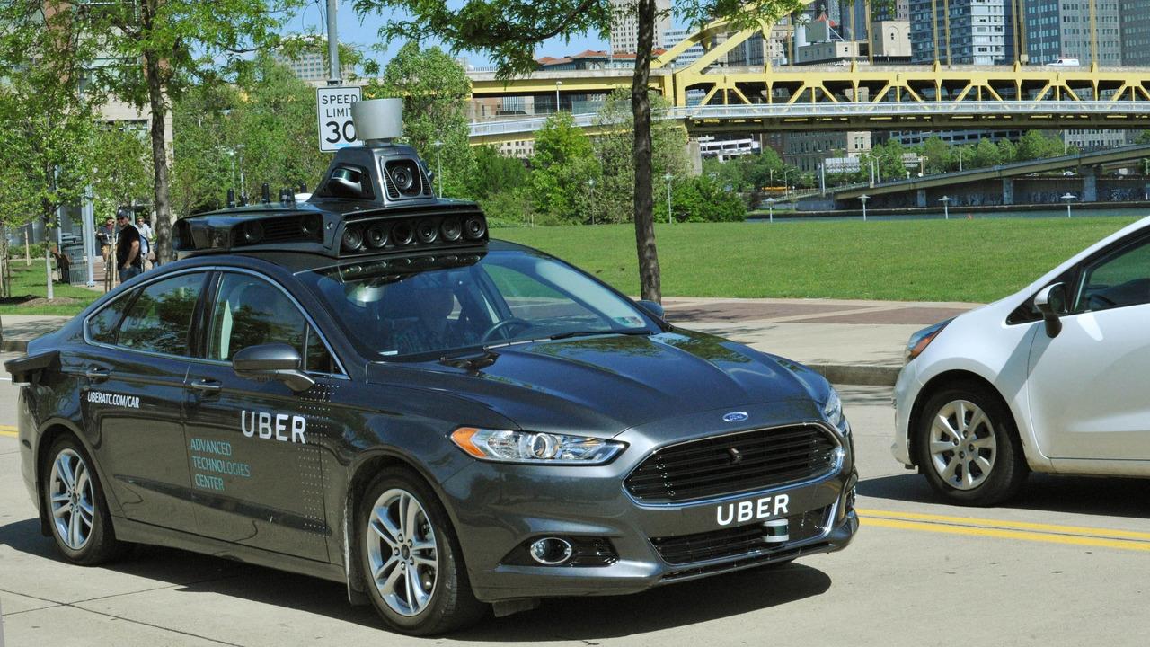 Ford Fusion Autonomous