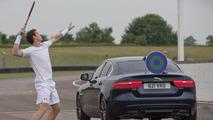 Jaguar Tennis Match with Andy Murray