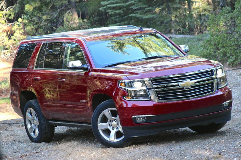 Chevy Tahoe, GMC Yukon: A Pair of High Tech SUVs